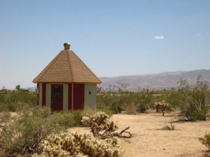 Four Altars Gospel Sanctuary in the High Desert of Southern California